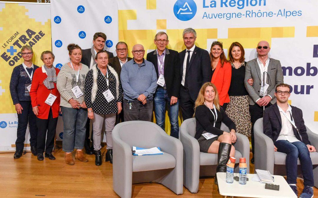La Région se mobilise encore + pour l'emploi des personnes en situation de handicap