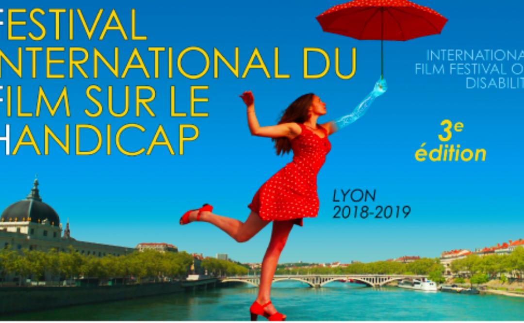 Films sur le handicap: Rendez-vous du 1er au 6 février à Lyon